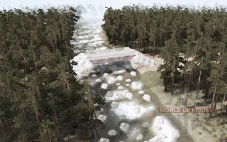 South of Nowhere for Spintires MudRunner