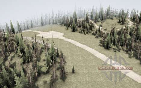 Area 259 for Spintires MudRunner
