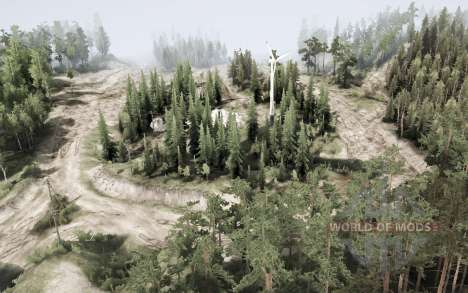 The head of the base 5 for Spintires MudRunner