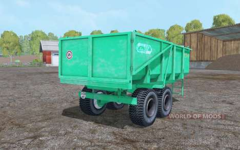 ПСṬ 9 for Farming Simulator 2015