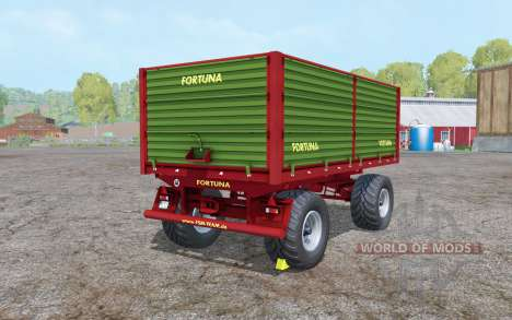 Fortuna K 180 for Farming Simulator 2015