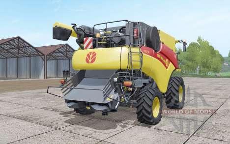 New Holland CR7.90 120 years for Farming Simulator 2017