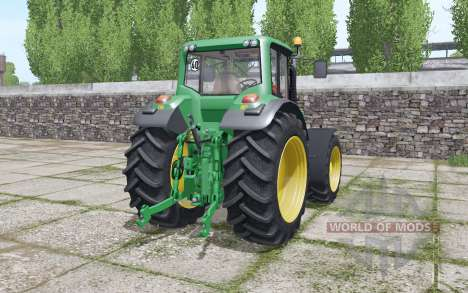Jøhn Deere 6920S for Farming Simulator 2017