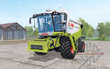 Claas Lexiøn 550 for Farming Simulator 2017