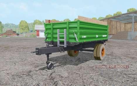 Brᶏntner E 8041 for Farming Simulator 2015