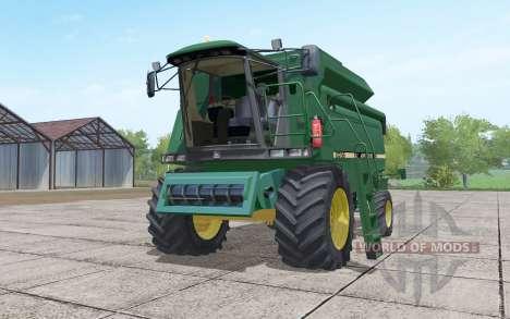 John Deere 2056 Michelin tires for Farming Simulator 2017