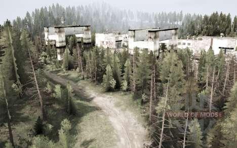 Siberian Express for Spintires MudRunner