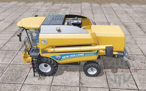 New Holland TC 5060 for Farming Simulator 2017