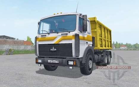 MAZ 5516X5-480-050 for Farming Simulator 2017
