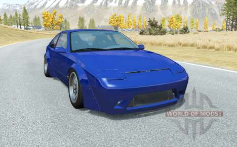 Ibishu 200BX Rocket Bunny v0.1.7 for BeamNG Drive