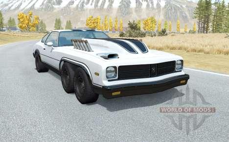 Bruckell Moonhawk Firehawk V12 v1.2.1 for BeamNG Drive