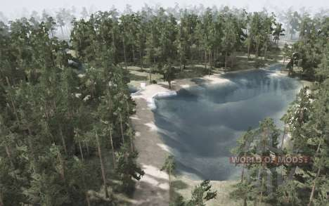 No 4x4 for Spintires MudRunner