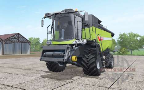 Fendt 9490X More Realistic for Farming Simulator 2017