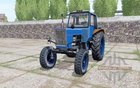 MTZ 80 Бᶒларус for Farming Simulator 2017