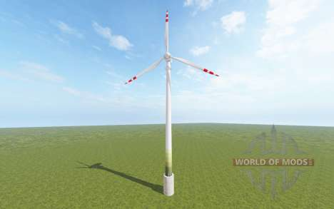 Wind turbine for Farming Simulator 2017