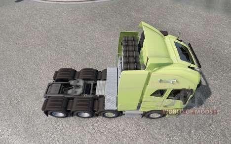 Volvo FH16 750 8x4 Globetrotter XL 2014 for Euro Truck Simulator 2