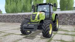 Claas Ariⱺn 640 for Farming Simulator 2017