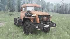 Ural 44202 for MudRunner