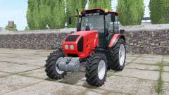 1523 with track modules for Farming Simulator 2017