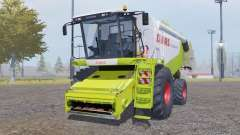 Claas Lexion 550 with header for Farming Simulator 2013