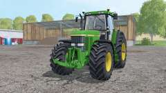 John Deere 7810 loader mounting for Farming Simulator 2015