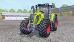 Claas Axion 850 animated element for Farming Simulator 2015