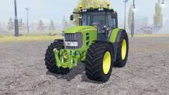 John Deere 7530 Premium animation parts for Farming Simulator 2013