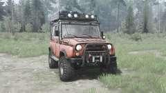 UAZ 31514 1993 Off-road for MudRunner