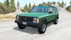 Jeep Cherokee (XJ) v1.1 for BeamNG Drive