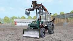 YUMZ 6КЛ grapple for Farming Simulator 2015