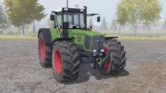 Fendt Favorit 824 double wheels for Farming Simulator 2013