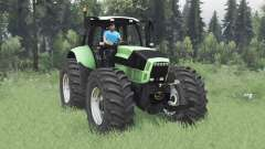 Deutz-Fᶏhr Agrotron X 720 for Spin Tires