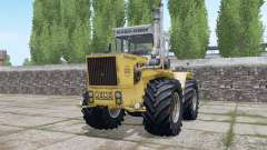 Raba-Steiger 250 doᶙble wheels for Farming Simulator 2017