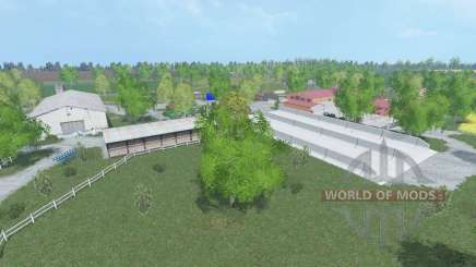 Maciejowice v5.1 for Farming Simulator 2015