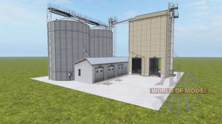 Sugar Factory for Farming Simulator 2017