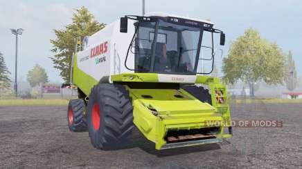 Claas Lexion 560 with header for Farming Simulator 2013