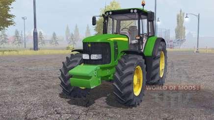 John Deere 6620 animated element for Farming Simulator 2013
