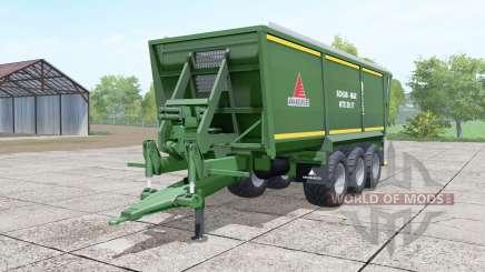 Annaburger HTS 29.17 green for Farming Simulator 2017