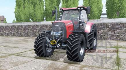 Case IH Puma 175 CVX design selection for Farming Simulator 2017