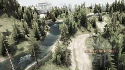 Siberian Express 2016 v2.0 for MudRunner