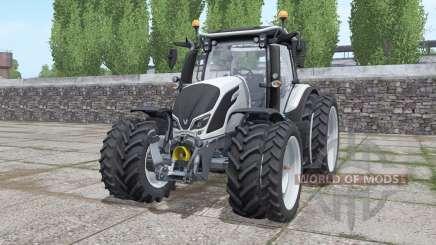 Valtra N154e warning signs for Farming Simulator 2017