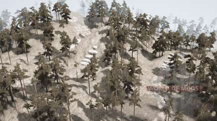 One Trail for MudRunner