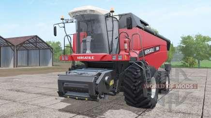 Versatile RT490 dual front wheels for Farming Simulator 2017