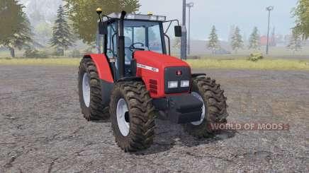 Massey Ferguson 6260 animated doors for Farming Simulator 2013