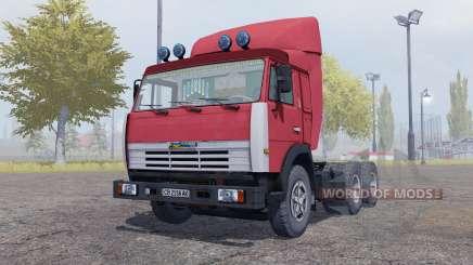 KamAZ 54115 trailer Odaz 9370 for Farming Simulator 2013