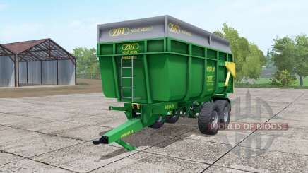 ZDT Megᶏ 20 for Farming Simulator 2017