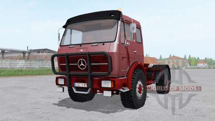 Mercedes-Bᶒnz NG 1632 for Farming Simulator 2017