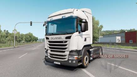 Scania G340 Streamline Highline cab for Euro Truck Simulator 2