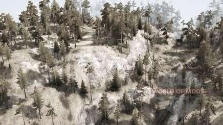 The Gorge for MudRunner