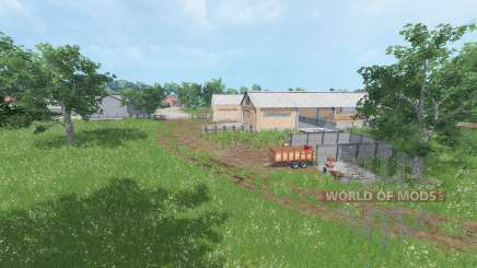 Cantal v1.2 for Farming Simulator 2015
